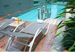 Hôtel Khlong Toei Nuea - Amora Neoluxe Hotel-2