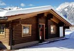 Location vacances Reutte - Holiday Home Burgchalet Ehrenberg-3