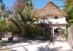 Hôtel Jambiani - Fairytale Villa Zanzibar-3