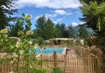 Camping avec WIFI Capvern - Camping Sunêlia Les Trois Vallées-2