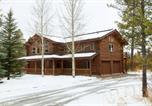 Location vacances Saint-Ignace - Lake Creek House-1