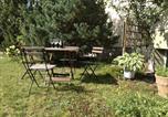 Location vacances Hohen Neuendorf - Apartment Burgerpark-2