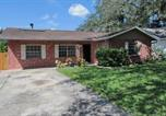 Location vacances Wesley Chapel - Budget Cozy Pool Home In The Heart of Tampa-1
