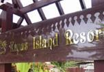 Villages vacances Kuala Berang - Kapas Island Resort-2