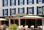 Hôtel Menton - Hôtel De Londres-4