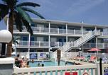 Hôtel North Wildwood - Sandy Shores Resort-2
