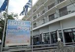 Hôtel Kavala - Plage Hotel-4