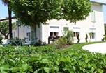 Hôtel Andancette - Gîte La Fraiseraie-2