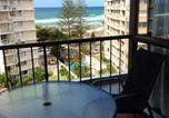 Hôtel Burleigh Heads - Burleigh Gardens North Hi-Rise Holiday Apartments-3