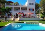 Location vacances Peguera - Villa Michaela-1