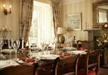 Hôtel Haddington - Letham House-4
