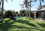 Location vacances Sukawati - Villa Samudra Luxury Beachfront-1