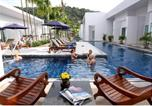 Villages vacances ฉลอง - Kata Lucky Villa & Pool Access-1