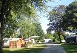 Camping avec Site nature Dol de Bretagne - Camping Le Val de Landrouet-3
