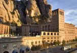 Hôtel Piera - Hotel Abat Cisneros Montserrat-3