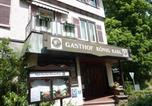 Hôtel Loßburg - Hotel Gasthof König Karl-4