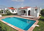 Villages vacances Son Xoriguer - Holiday Park Villas Cala'n Bosch V3d St 01-4
