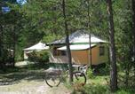 Camping Clamensane - Le Parc Des Serigons-2