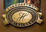 Hôtel Romanshorn - Landgasthof Hirschen-1