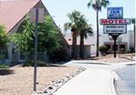 Hôtel Bullhead City - Economy Inn Lake Havasu City-1