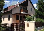Location vacances Balatonmáriafürdő - Viola Villa-2