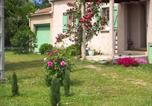 Location vacances Aghione - Holiday Home Route de Campolidori - Campolidori-1