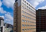 Hôtel Fukuoka - Toyoko Inn Fukuoka Tenjin-1