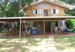 Hôtel Cahuita - Shangri la Hostel-1