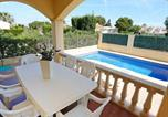 Location vacances Deltebre - Holiday Home Teresa-2