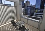 Location vacances Sydney - Sydney Cbd Fully Self Contained Modern 1 Bed Apartment (808shy)-4