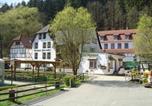 Hôtel Neustadt an der Orla - Waldhotel Pfarrmühle-4