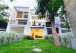 Location vacances Bo Phut - Jungle Villas Luxury Holiday Home-1