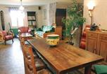 Location vacances Pujaut - Four-Bedroom Holiday home Rochefort du Gard with a Fireplace 03-4