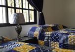 Location vacances Cozumel - Casa Flores Cozumel Downtown - 2 Bedroom House Main Area-3