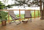 Location vacances Yzeron - L'Etournelle - Cabane Perchée-1