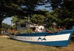 Camping avec WIFI La Couarde-sur-Mer - Domaine Résidentiel de Plein Air Tamarins Plage-1