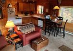 Location vacances Colorado Springs - Deer Creek Log Cabin in Colorado-3