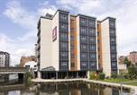 Hôtel Colwick - Premier Inn Nottingham Arena - London Road-3