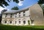 Location vacances Saint-Vaast-sur-Seulles - Château de Tilly-sur-Seulles-3