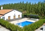 Location vacances Jayena - Holiday Home Casa Fuente de Aragones-1