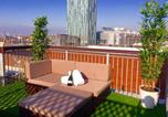 Location vacances Manchester - Deansgate Rooftop Hot Tub-2