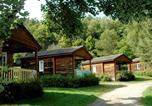 Camping avec Site nature Mauriac - Au Bois de Calais-2