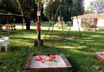 Camping avec Site nature Neuvic - Camping d'Auberoche-3