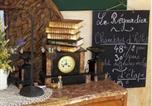Hôtel Châteauneuf-de-Randon - Chiff's Gîte Le Régourdier-2
