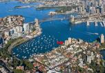 Location vacances North Sydney - Waterfront Dream Apartment-4