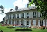Hôtel Belle-Eglise - Chateau de Lamberval-4