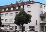 Location vacances Ludwigshafen am Rhein - Hotel Restaurant Alexandros-1