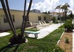 Hôtel Pompano Beach - Seabird Inn-3