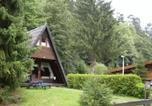 Location vacances Seesen - Ferienhäuser Am Waldschlößchen-1