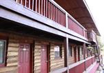 Hôtel McCall - Rustic Inn-3